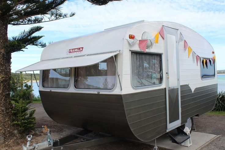 Entire home/apt in Sawtell, Australia. SALE PENDING - BOOKINGS ON HOLD You choose, book and pay for a caravan site at one of 12 local caravan parks from Nambucca Heads to Corindi Beach. Our home base is near Sawtell Beach Park. We deliver Frankie and fully set up your camp: water &...