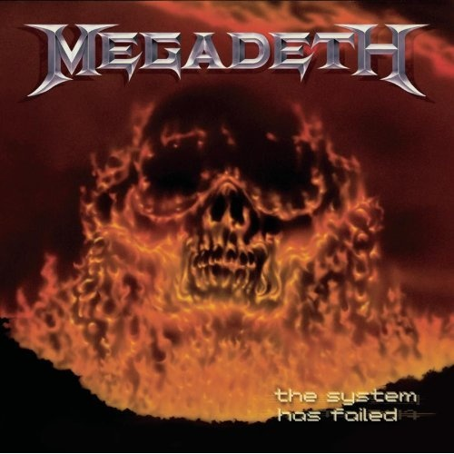 Megadeth - The System Has Failed, artwork | Hangar 18 ...