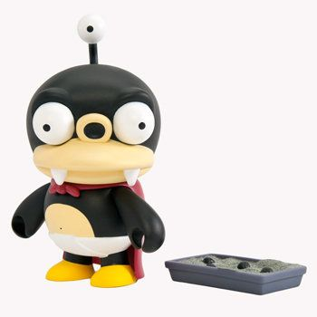 Should have bought this at Comic Con this year... must have next time! #nibbler