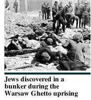 Holocaust – massacre at Rome