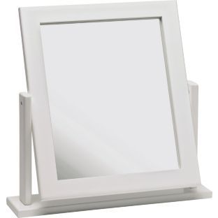 Living White Square Dressing Table Mirror at Argos.co.uk