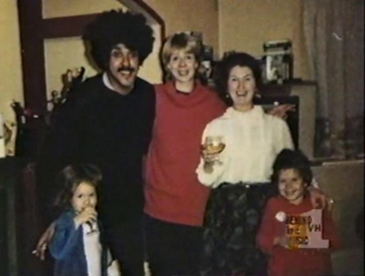 Phil Lynott And Family Phil Lynott And Family