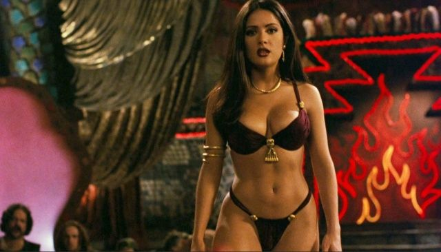 Salma Hayek In Quot From Dusk Till Dawn Quot Fashionable
