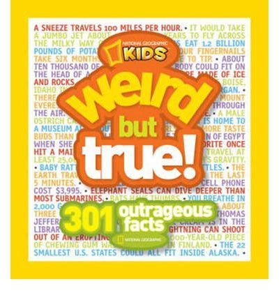 Weird But True (Paperback) By National Geographic