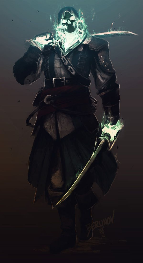 Character design - art-of-swords:  Swords in Art Edward le flibustier by *CaptainBerunov