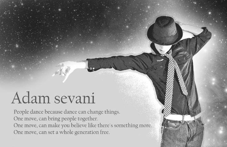 Adam G. Sevani Dancer | love my crew shared Step Up Revolution 's photo .