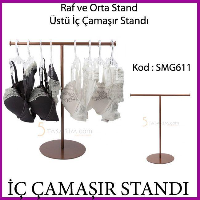 iç çamaşır standı SMG611