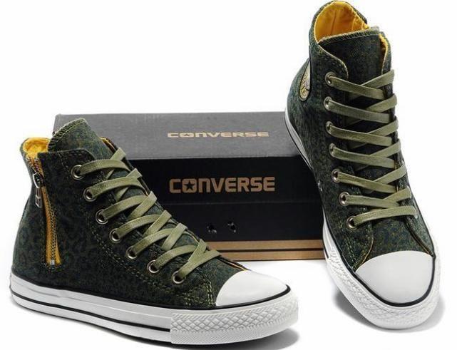 2016-Scarpe-Converse-Chuck-Taylor-All-Star-Giallo-Leopard-Side-Zipper-Altotop MYV1703001536.jpg (641×491)