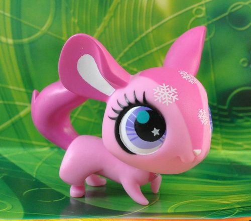 Littlest Pet Shop Collection Child Girl Figure Cute Toy Loose Rare LPS110 | eBay