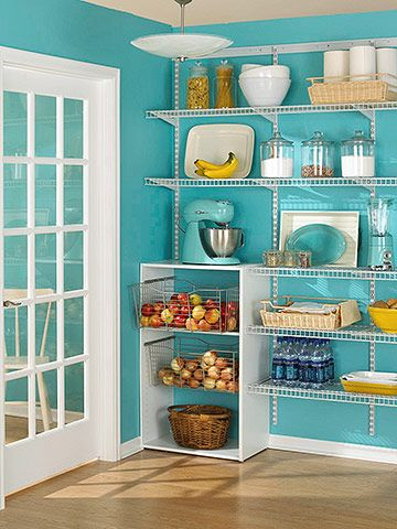 Make the most of your pantry