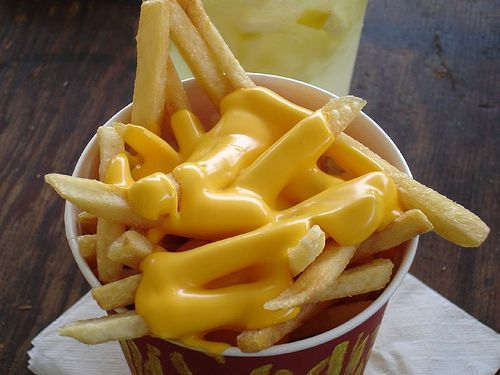 cheesefries from Beefaroo = my fave thing from that restaurant!