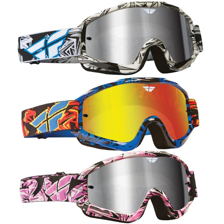 120 Best Motocross Goggles Images On Pinterest Beautiful Dirt