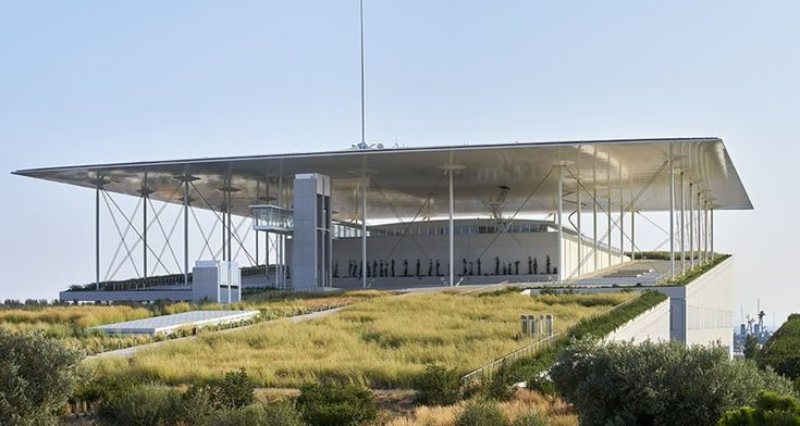 View full picture gallery of Stavros Niarchos Foundation Cultural Centre (SNFCC)