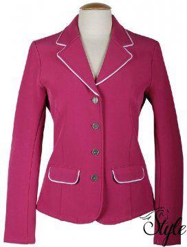Harrys Horse softshell versenyzakó St. Tropez (pink)