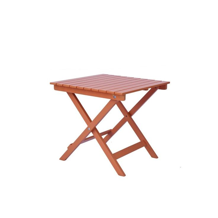 HRH Designs Outdoor wooden side table, Patio Furniture