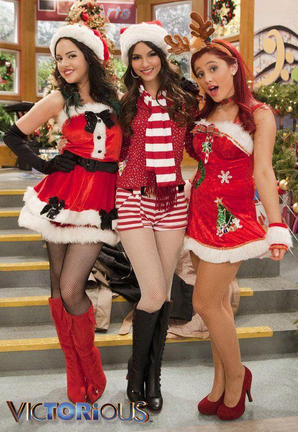 Ariana Grande and Kimchi Blue Printed Navajo Dress ...   Ariana Grande Victorious Outfits