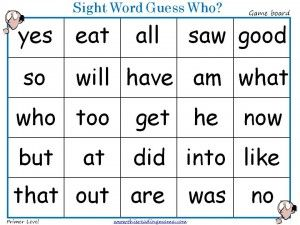 234 best images about Sight Words (Ice Cream Words) Ideas on ...