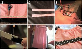 I have been wanting to make my own pillowcase dress for Penelope for some time now and I still have my mom's sewing machine so I though...