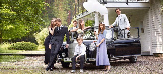 Große Hochzeit mit kleinem Budget