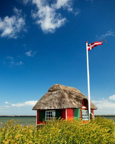 Island of Ærø, Denmark