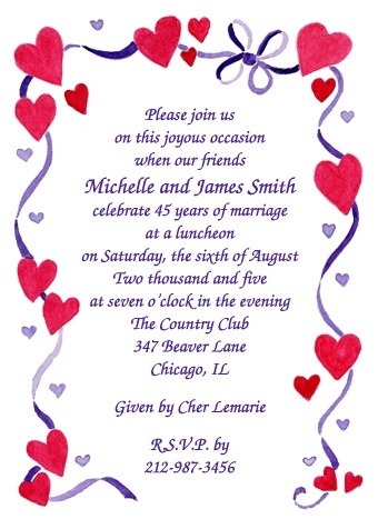 54 best Grandparentsu0027 50th Wedding Anniversary images on Pinterest - anniversary invitation template