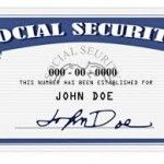 Protect your social security number carefully.