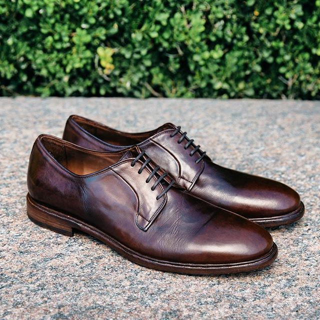 Timeless in style, our brand new 'Chambers' lace-ups bring a vintage