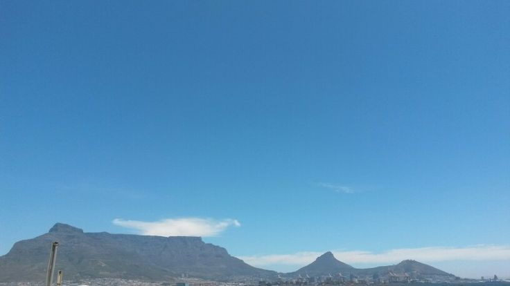 Table mountain Cape Town ♥ a beauty