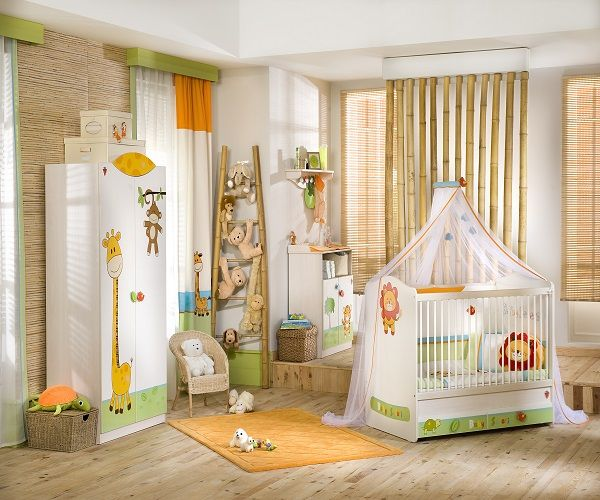 17 best ideas about jungle room themes on pinterest - Deco chambre bebe jungle ...