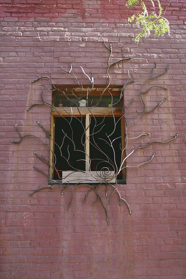 Best 25 Window Bars Ideas On Pinterest Window Security
