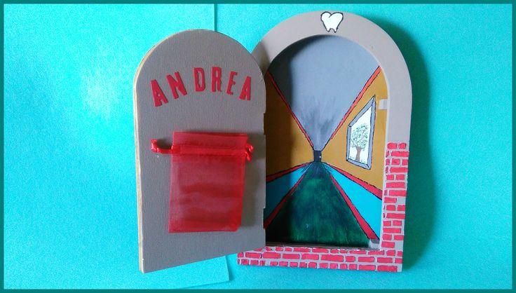 el interior de la puerta del ratoncito perez