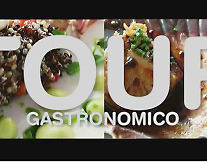 "Check out new work on my @Behance portfolio: ""PROJECT REEL TOUR GASTRONOMICO"" http://be.net/gallery/29040859/PROJECT-REEL-TOUR-GASTRONOMICO"