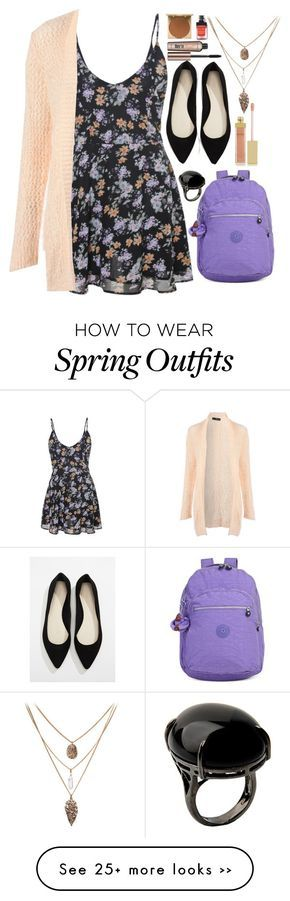 """My First Day of School Outfit"" by livetodance86 on Polyvore"