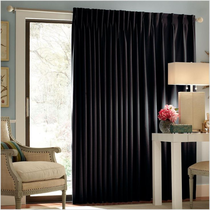 Insulated Drapes For Patio Doors