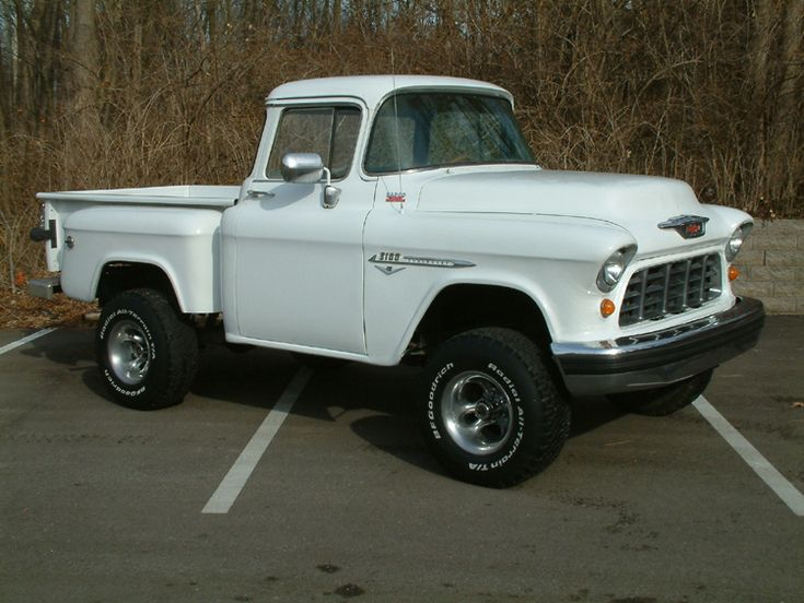 Chevy Truck Wheels >> Chevrolet : Other Pickups NAPCO Conversion Modified Tribute | 1955 chevrolet, Chevrolet and Wheels