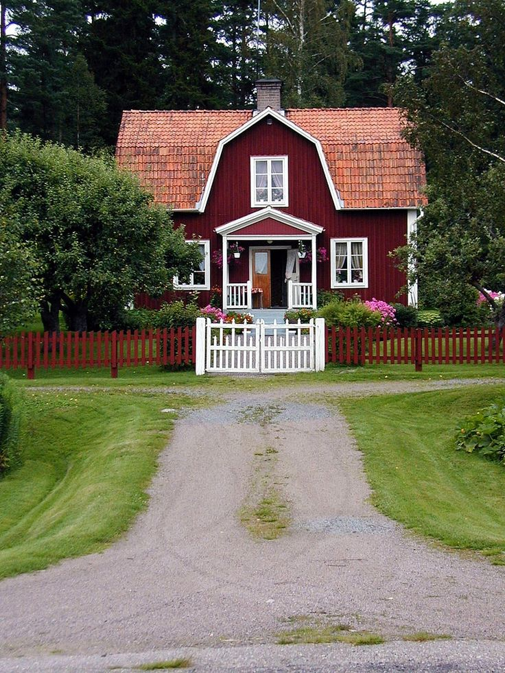 Dutch Colonial Cottage sökord: +hus +landet