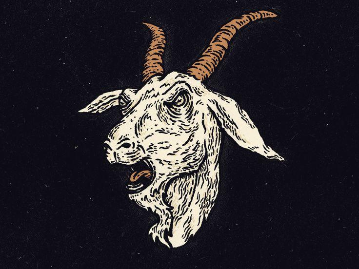 http://dribbble.com/shots/1894556-Goat