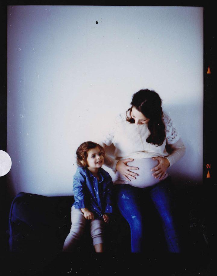 Styling voor Cover zwanger Ouders van NU Fotografie: Brenda van Leeuwen Styling: MIrjam Knots
