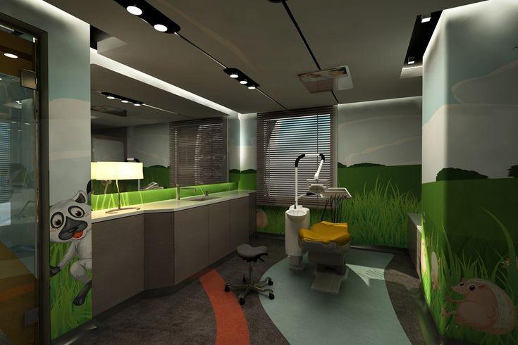 <p>     Bu güne kadar yapmış olduğumuz hastane projelerinde genel itibariyle hastane birimleri içerisinde yer alan diş kliniklerinin aksine Dentway diş kliniği tekil olarak hizmet verecek şekilde tasarlanmış ve sıra dışı bir tasarım gerçekleştirmemiz gereken bir proje olarak da karşımıza çıkmıştır. Konumu itibariyle avantajlı bir lokasyona sahip (Suadiye) yaklaşık 300 m²lik dairede kliniğin tasarım ve planlama noktasında zorlayıcı kısmı apartman dairesinde oluşu ve kat…