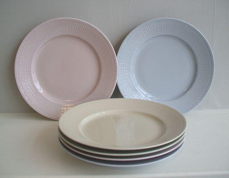 Swedish Grace Plates
