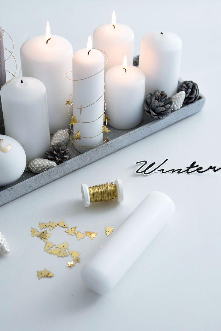 [Kreativ-Adventskalender:Türchen #22] Last Minute Weihnachtsdeko