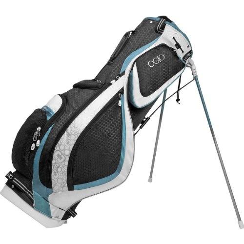 OGIO International Mystique Golf Bag (Blue Topaz). Details at http://youzones.com/ogio-international-mystique-golf-bag-blue-topaz/