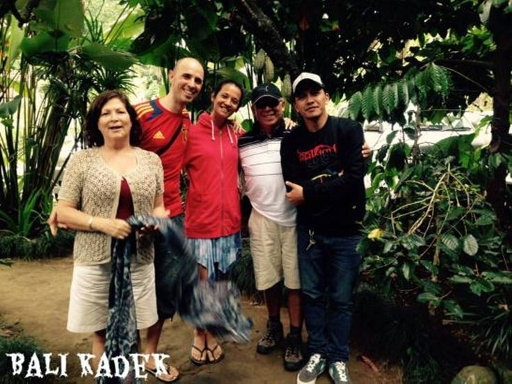Bali Driver Kadek Private Tour Driver