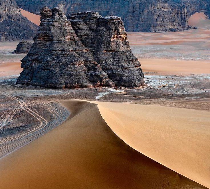 Algeria. Tadrart