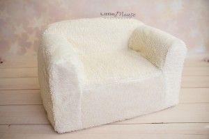 Cover lamb for Newborn posing couch
