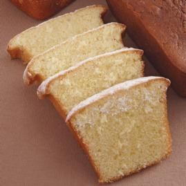 Mini Pound Cakes