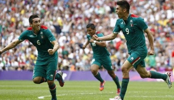 Watch Mexico Vs. Nigeria Soccer Live Online, International Friendly From Georgia Dome