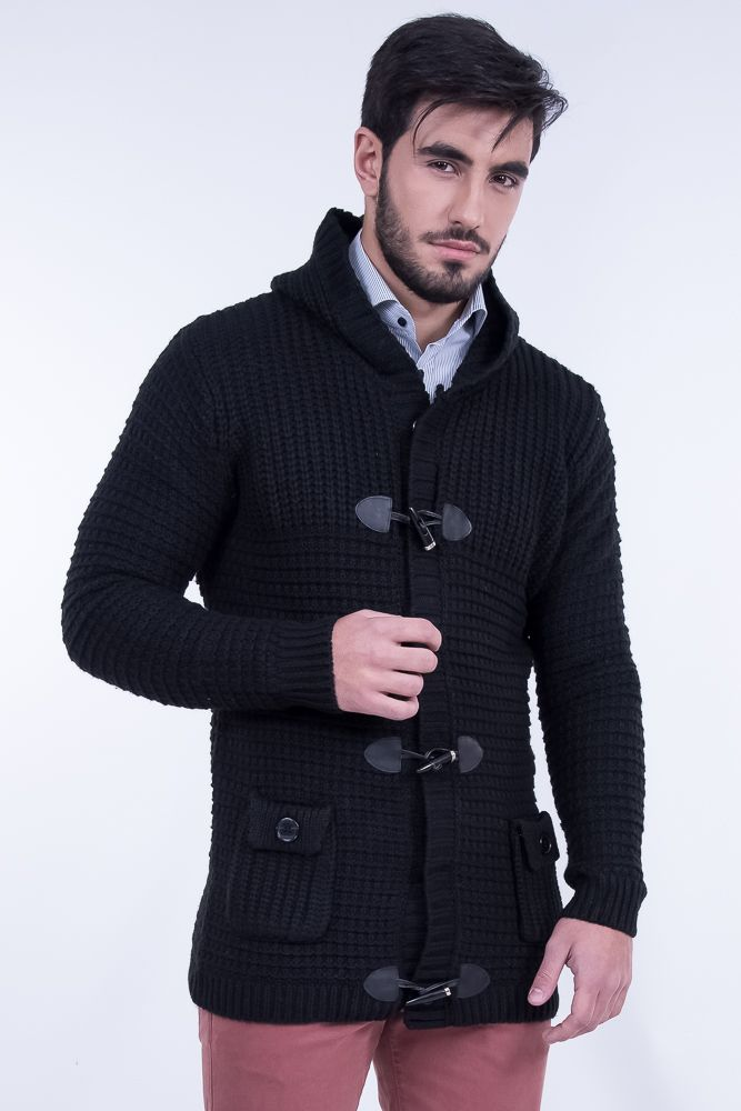 Montgomerry Cashmere-Wool Cardigan