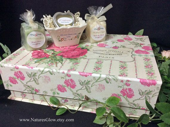 Candle Poem For Wedding Gift: 20 Best Nature's Glow Bridal