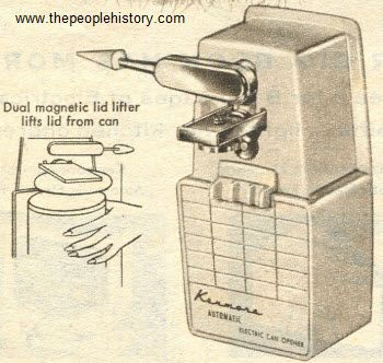 1957 Automatic Electric Can Opener
